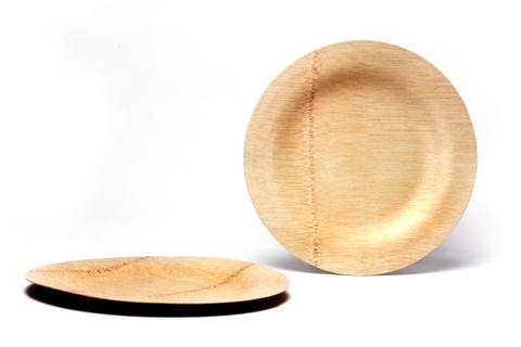 bamboo plates  sc 1 st  Eco-Gecko & Wooden plates | Bamboo plates | Disposable plates